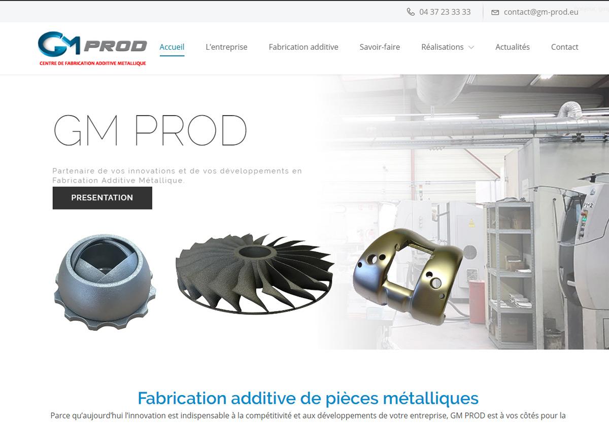 site-internet-fabrication-additive